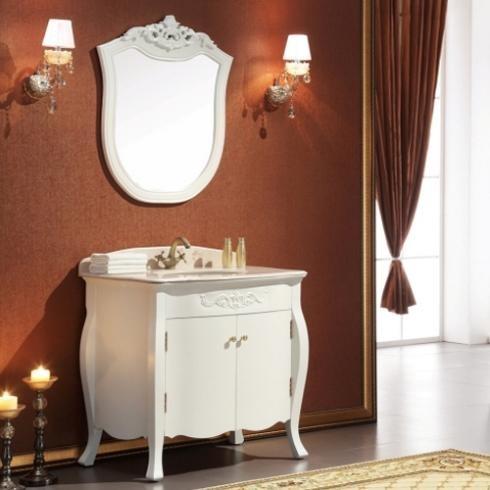 北欧风浴室柜