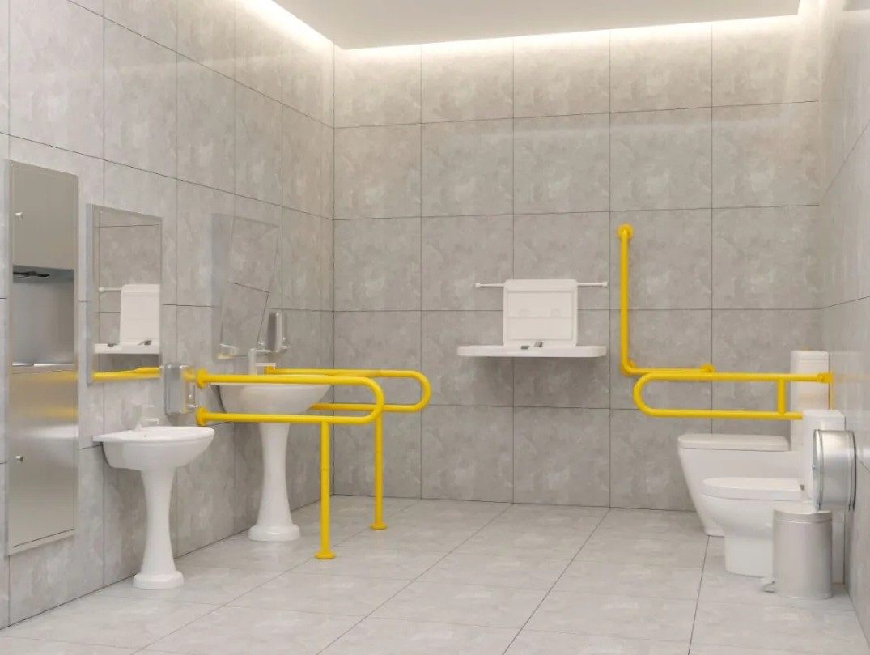 """心系社会,持续推进""""厕所革命"""",兴诺德在助力!"""
