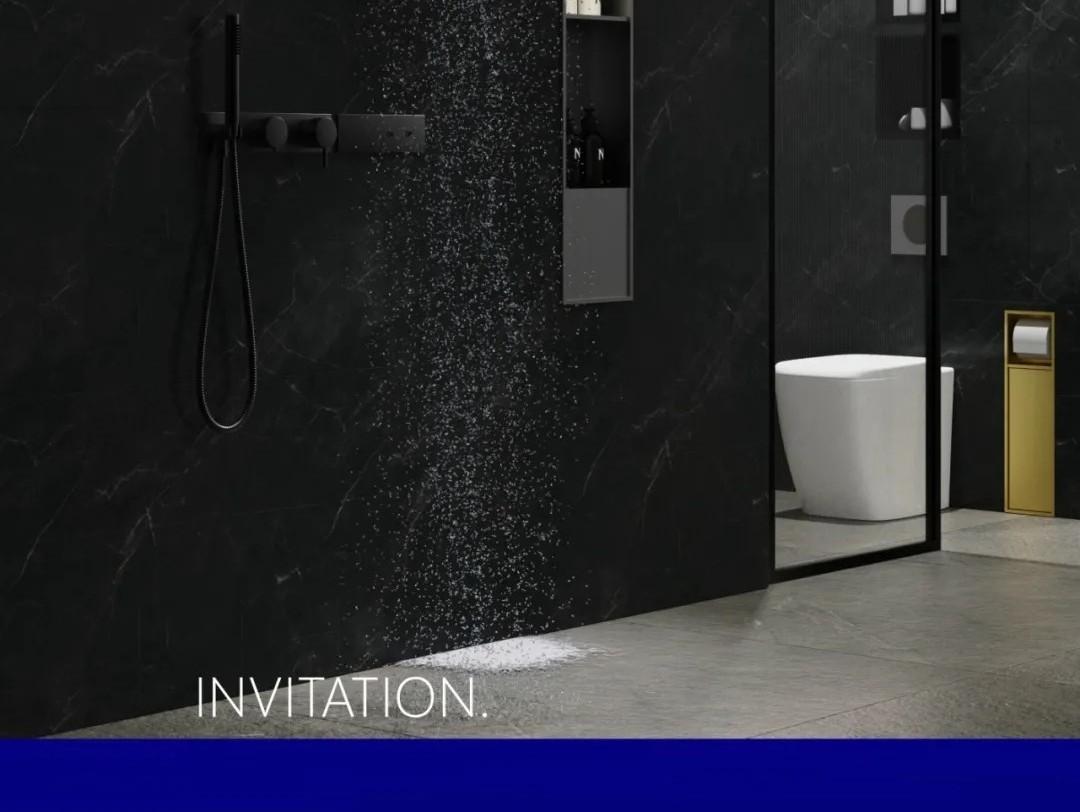 诚挚邀请 | 莱博顿淋浴房2021酒店工程展